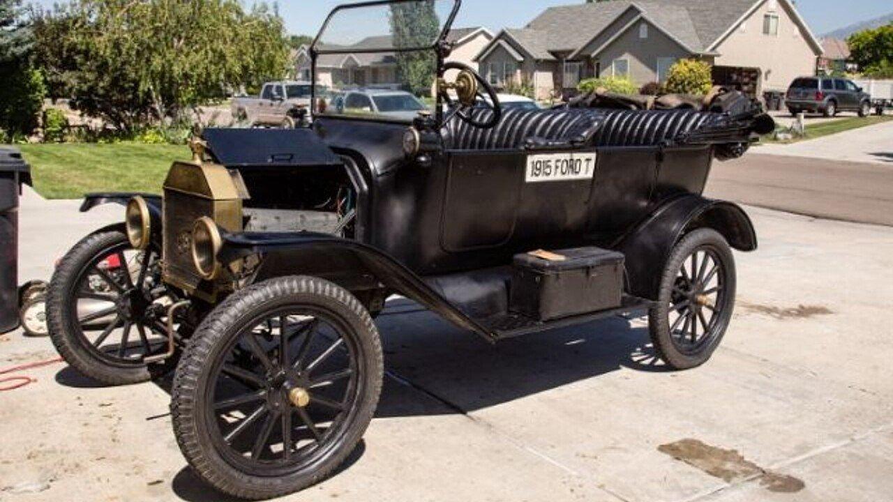 1915 Ford Model T for sale near Cadillac, Michigan 49601 ...