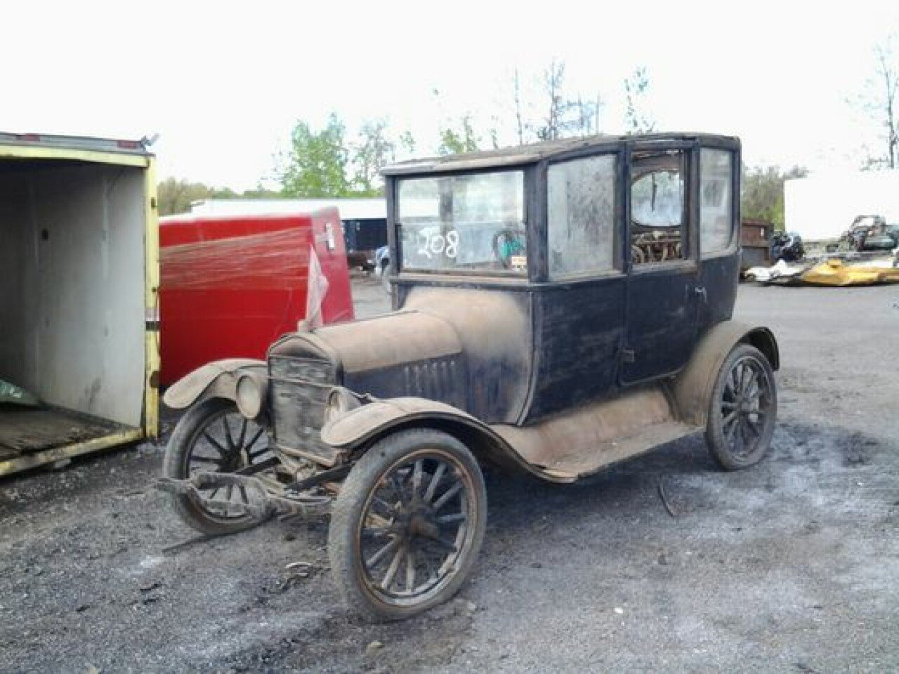 Car Auctions In Pa >> 1918 Ford Model T for sale near Slippery Rock, Pennsylvania 16057 - Classics on Autotrader