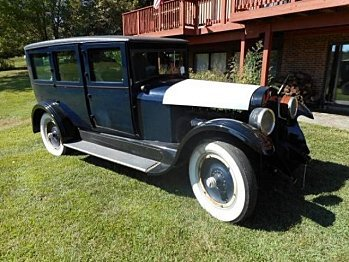 1925 hudson Super 6 for sale 100822307