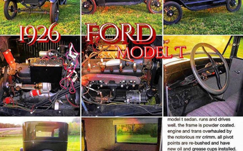 1926 Ford Model T for sale 100873576