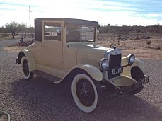 1927 chevrolet Other Chevrolet Models for sale 100970051