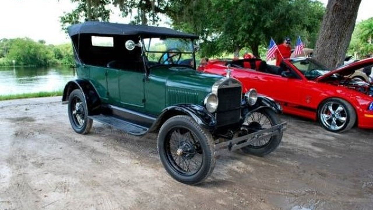 1927 ford Model T for sale 100822355