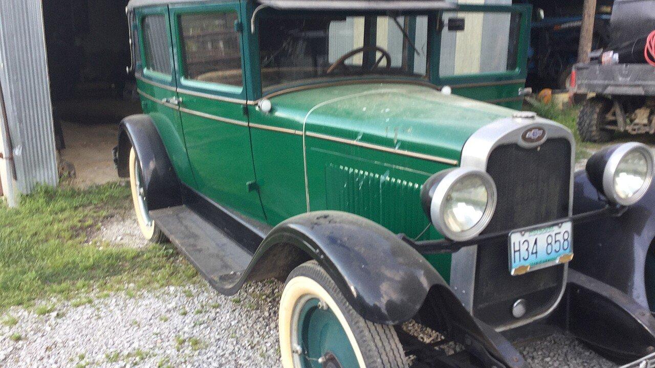 1928 Chevrolet Other Chevrolet Models for sale near Nevada ...