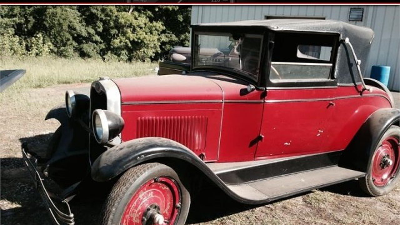 1928 Chevrolet Other Chevrolet Models for sale near Concord, North ...