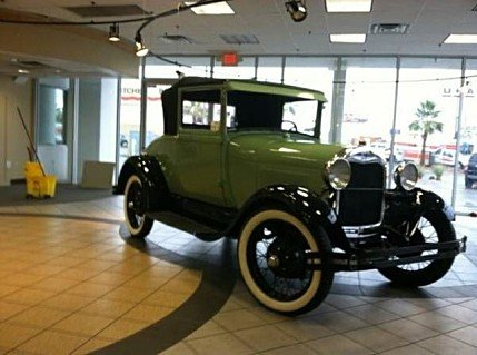 1928 Ford Model A for sale 100822480