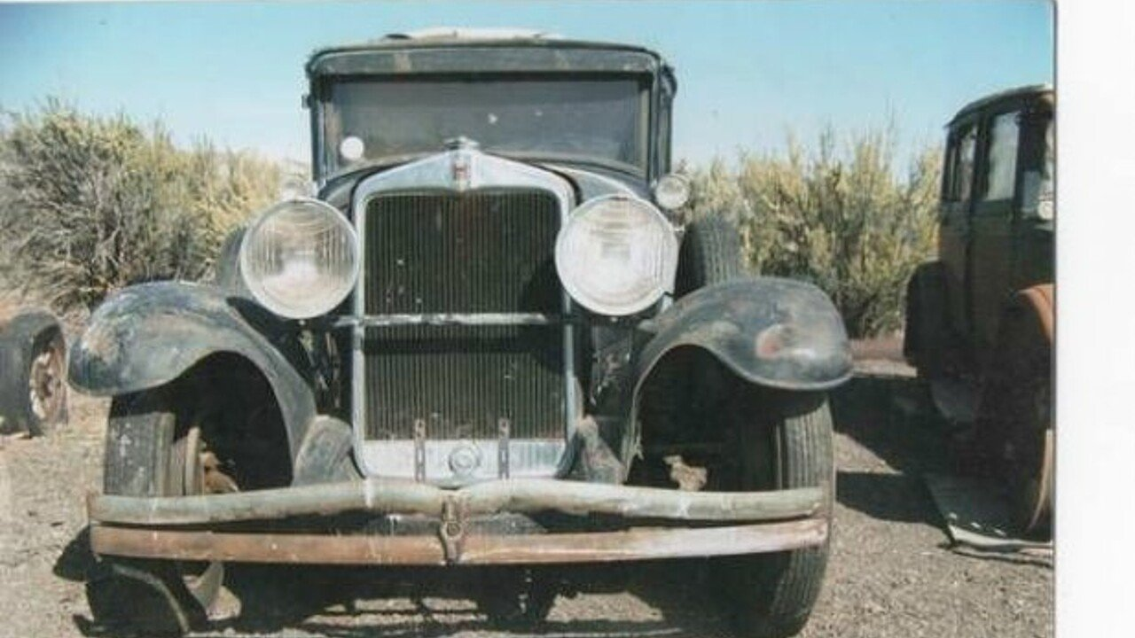 1928 Hupmobile Other Hupmobile Models for sale 100838227