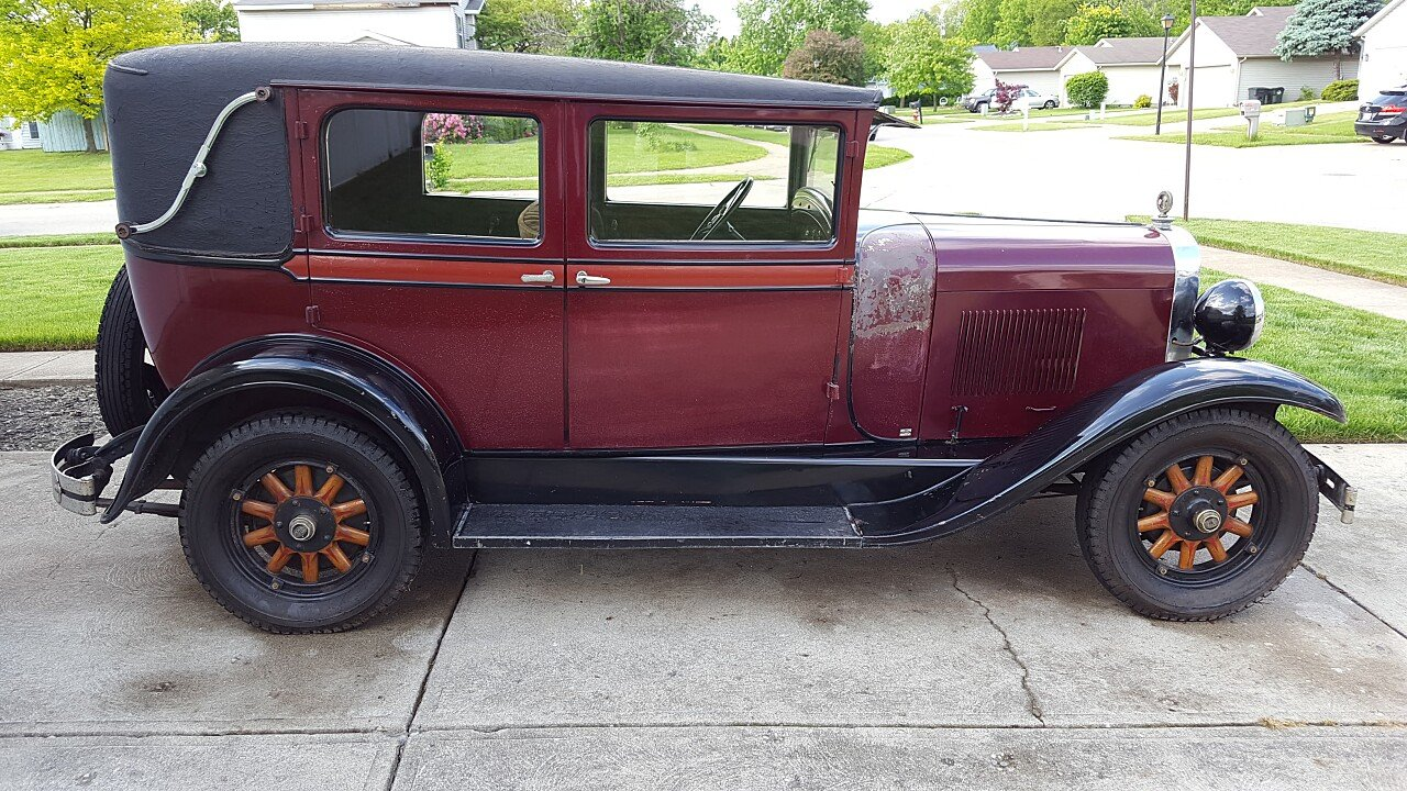1928 Oldsmobile Other Oldsmobile Models for sale 100838681