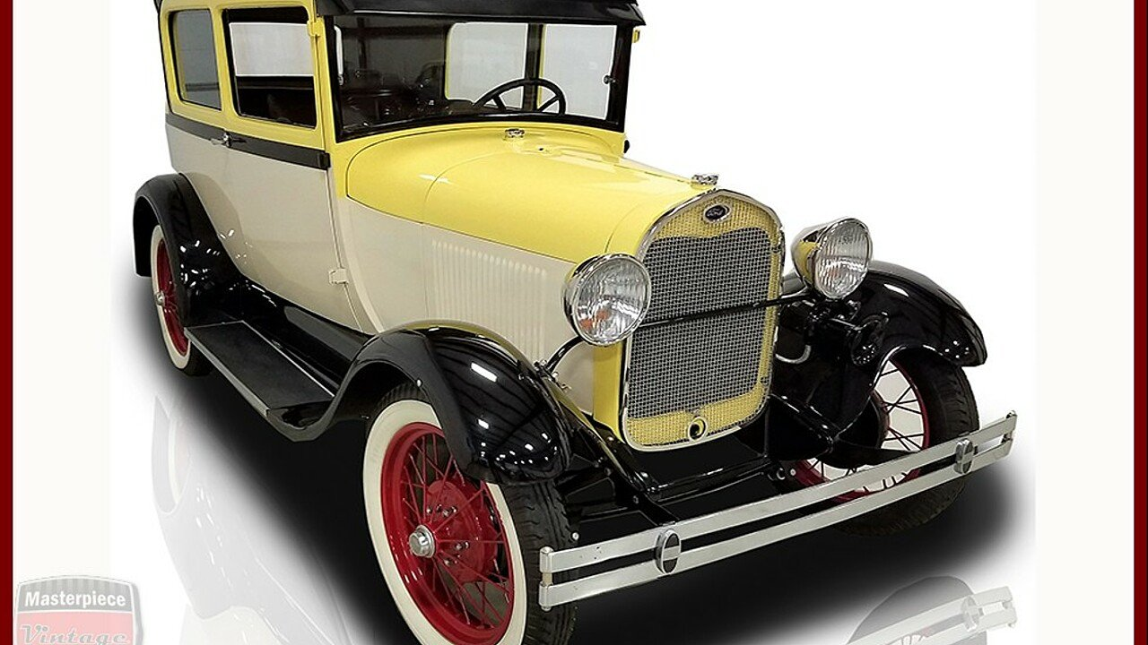 1929 Ford Model A for sale 101000624