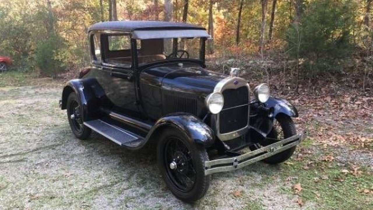 1929 Ford Model A for sale 100822580