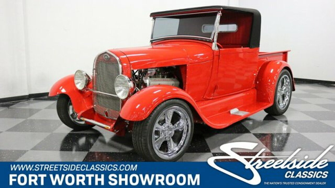 1929 Ford Model A for sale near Fort Worth, Texas 76137 - Classics ...