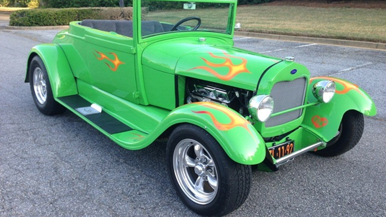 1929 Ford Model A for sale near Duluth, Georgia 30096 - Classics on ...
