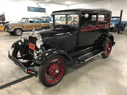 1929 Ford Model A for sale 100929294