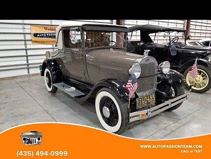 Ford Model A Classics For Sale Classics On Autotrader - Antique car show lafayette la