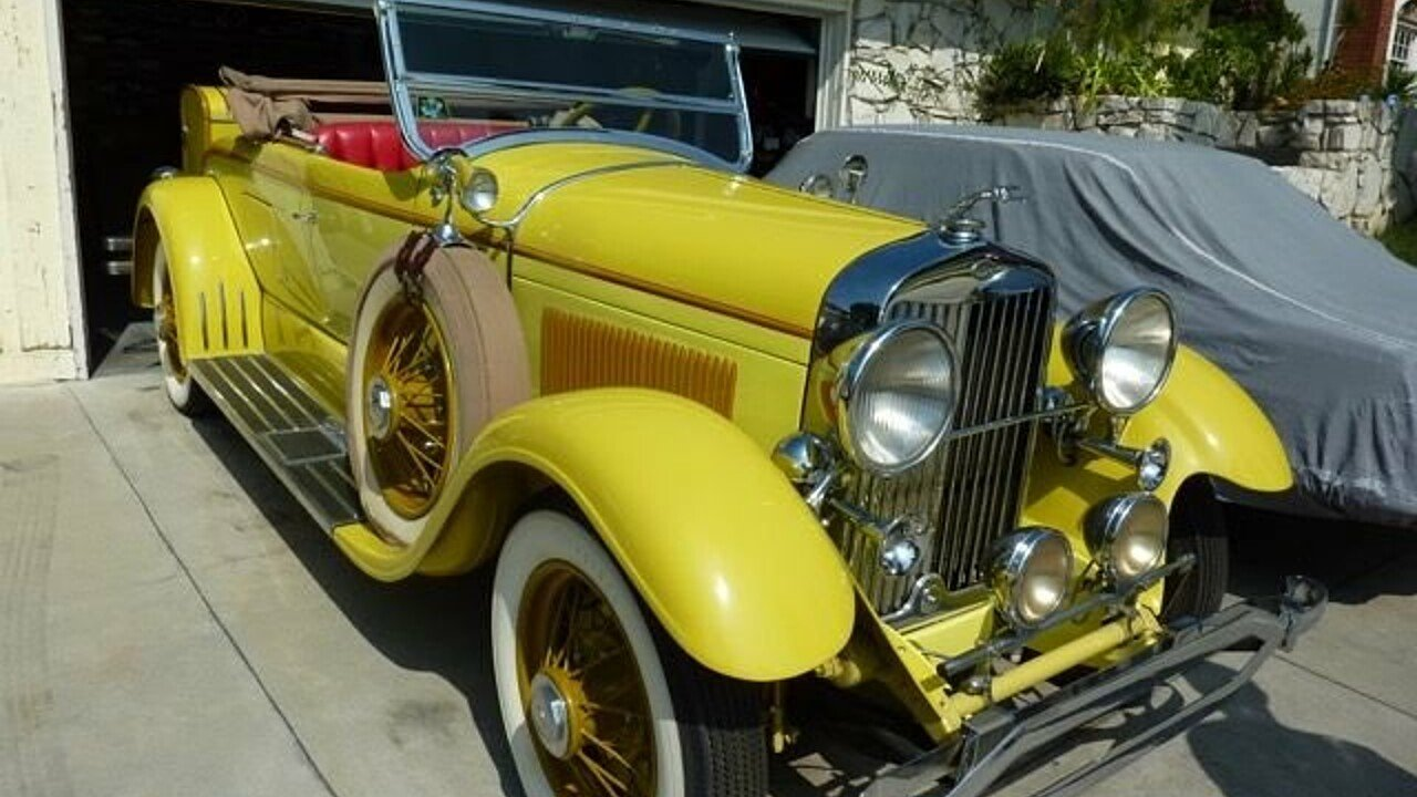 1929 Lincoln Model L for sale near Cadillac, Michigan 49601 ...
