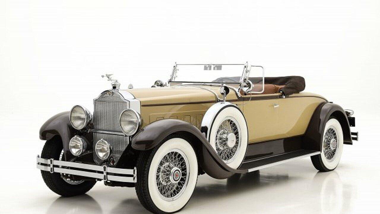1929 Packard Model 645 for sale 100894520