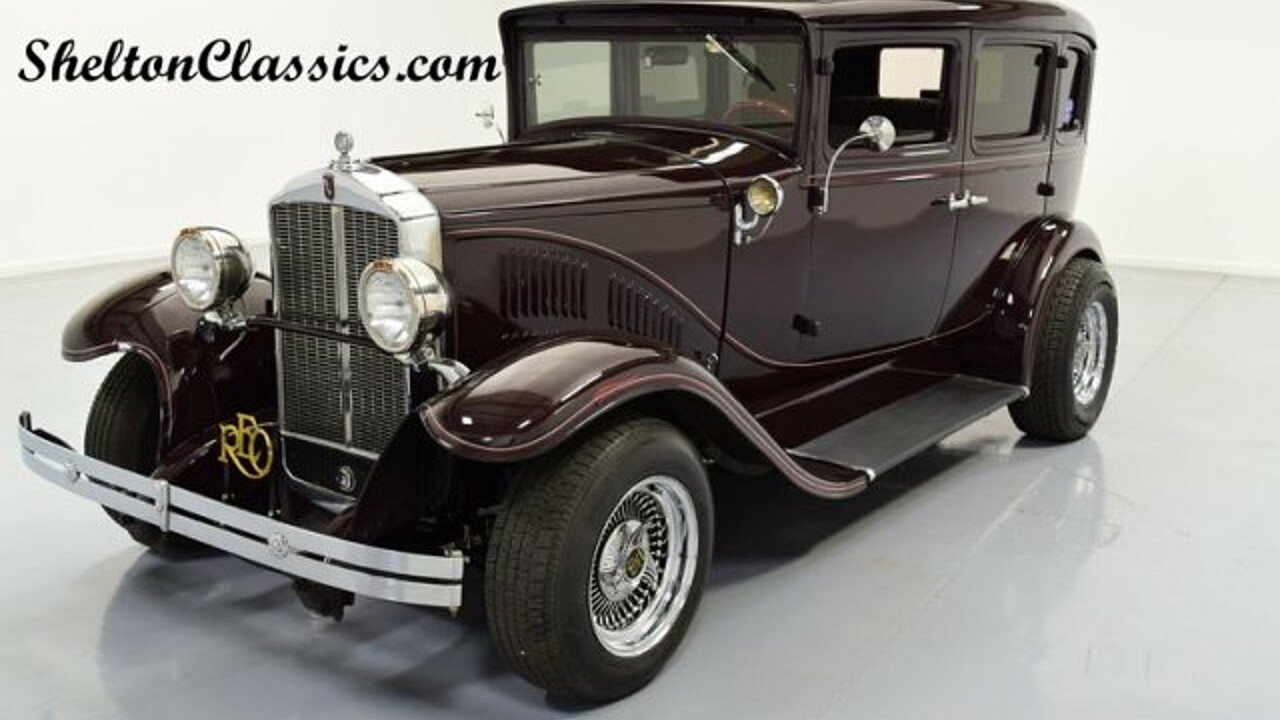 1929 Reo Flying Cloud for sale 100813377
