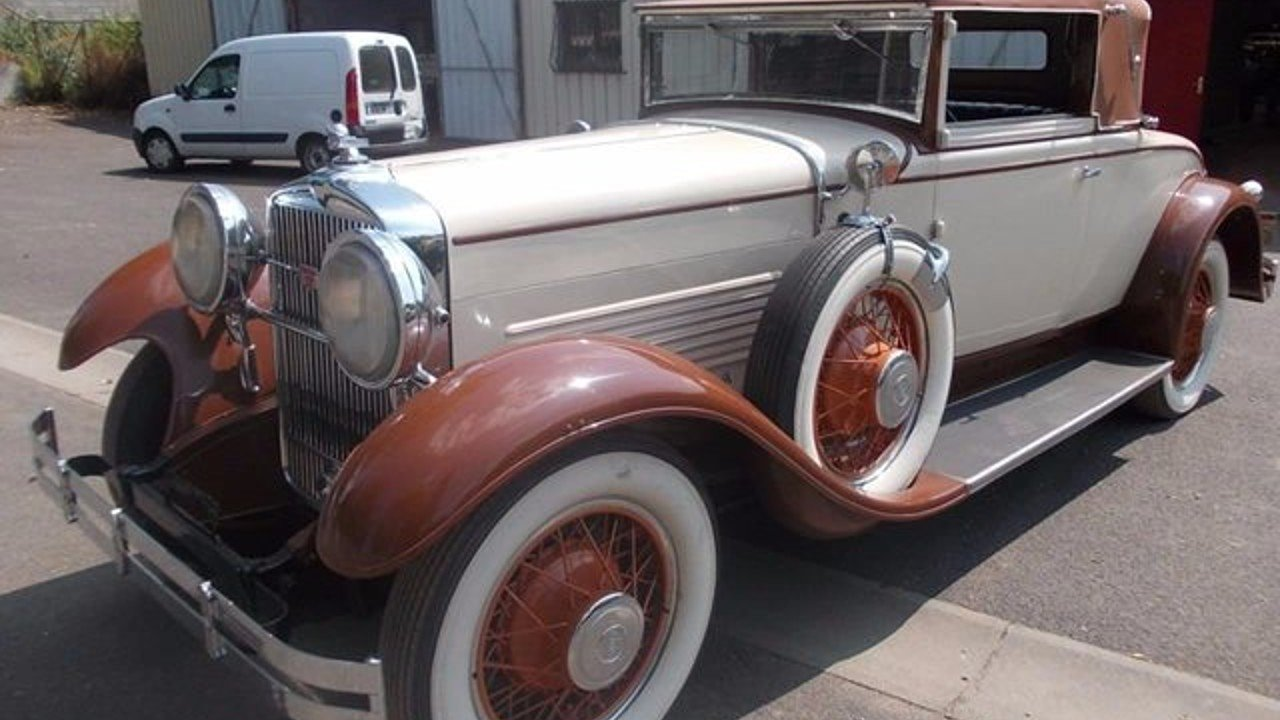 1929 Stutz Model M for sale 100878881