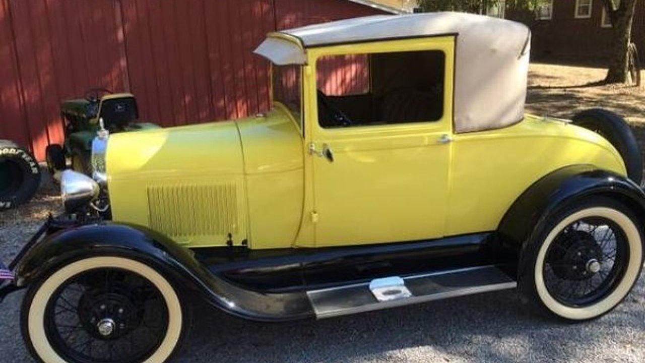 1929 ford Model A for sale 100889131