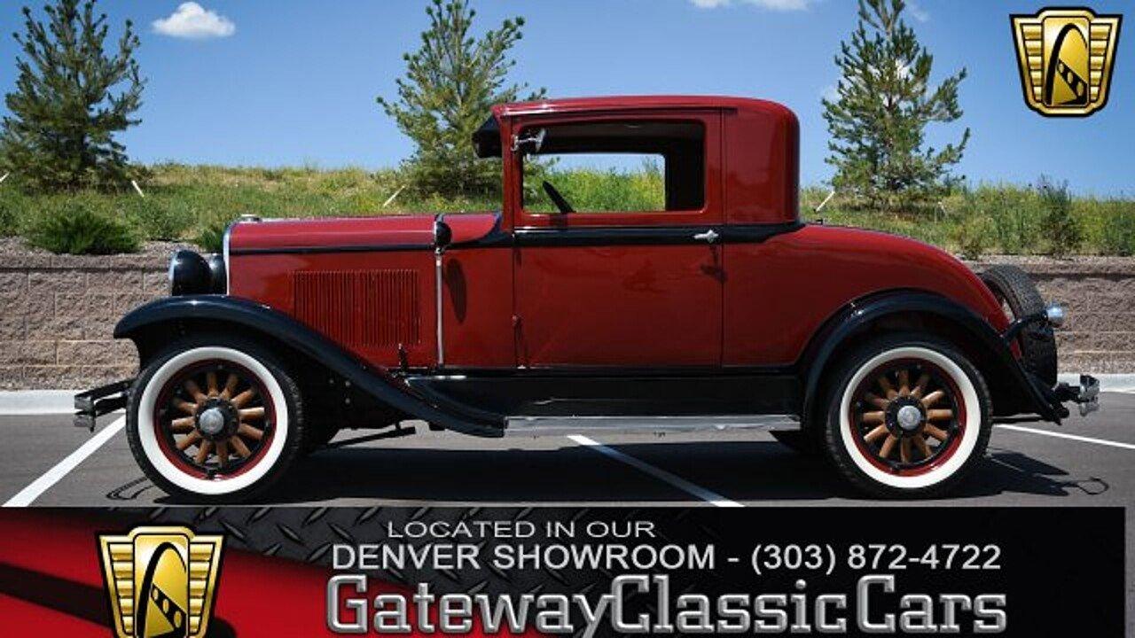 1930 Chrysler Series 66 for sale near O Fallon, Illinois 62269 ...