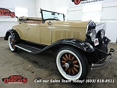 1930 Chrysler Series CJ for sale 100769368
