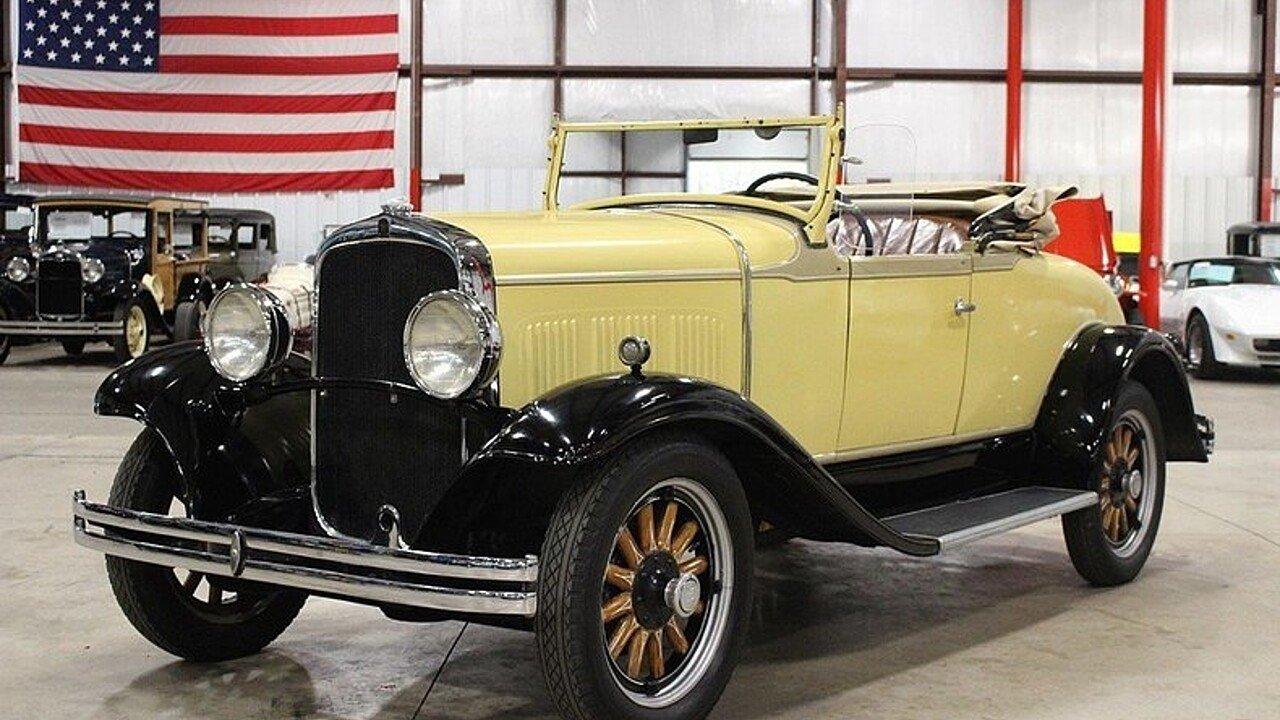 1930 Desoto CK for sale 100919821