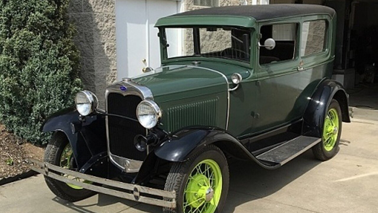 1930 Ford Model A for sale 100815938