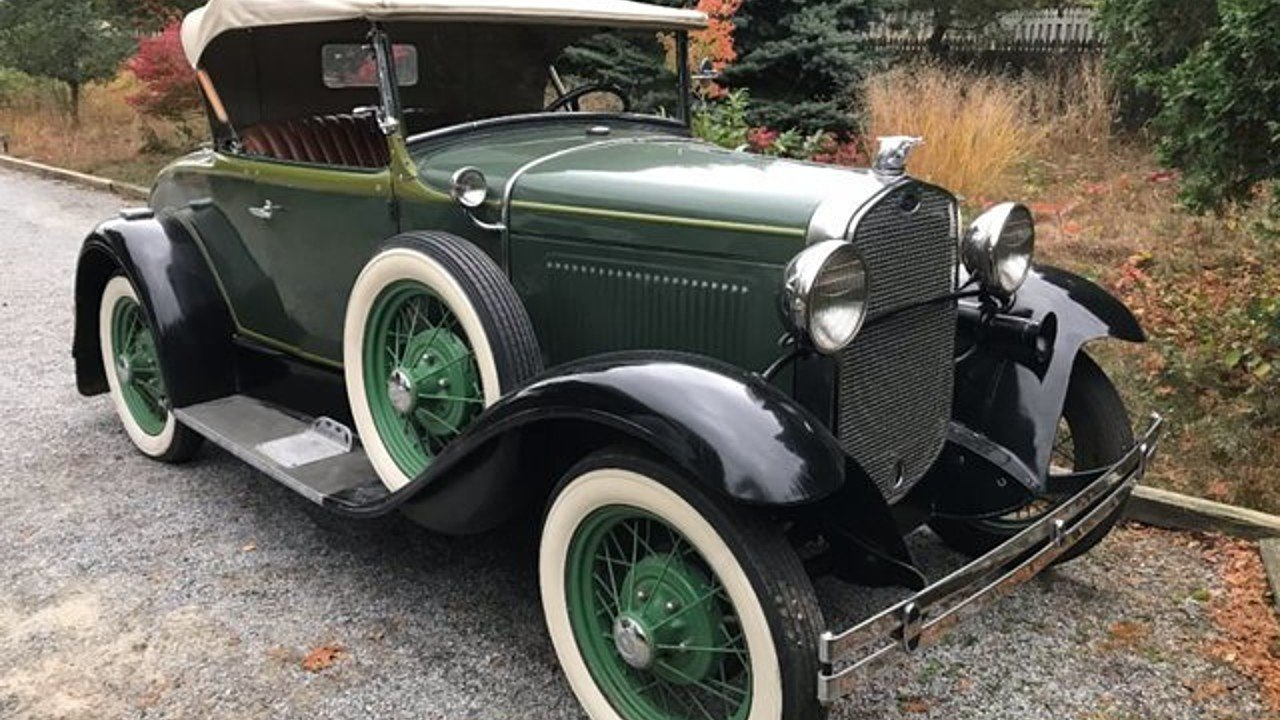 1930 Ford Model A for sale 100924426