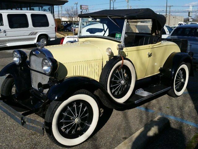 1930 Ford Model A-Replica for sale 100780893 & 1930 Ford Model A-Replica for sale near Riverhead New York 11901 ... markmcfarlin.com