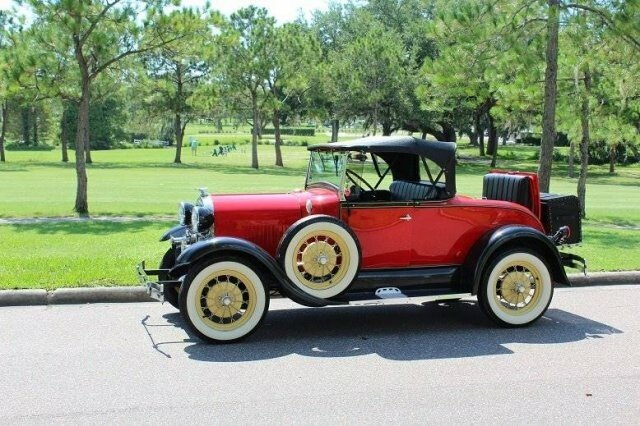 1930 Ford Model A-Replica for sale 100898079 & Kit Cars and Replicas for Sale - Classics on Autotrader markmcfarlin.com