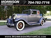 1930 Reo Flying Cloud for sale 100768793