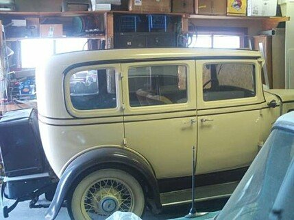 1931 Chevrolet Other Chevrolet Models for sale 100976750