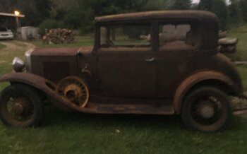 1931 Chevrolet Other Chevrolet Models for sale 101027541