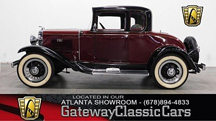 1931 Chevrolet Series AE for sale 100965225