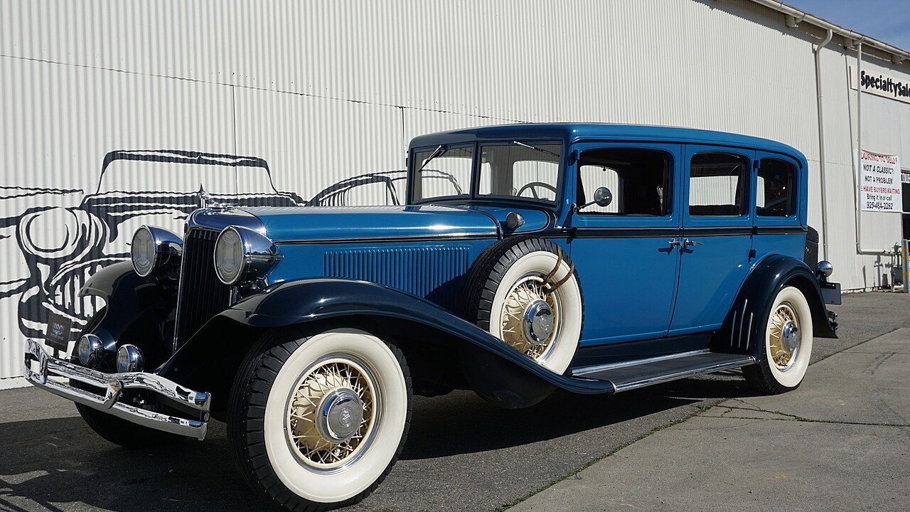 1931 Chrysler Imperial for sale 100954148