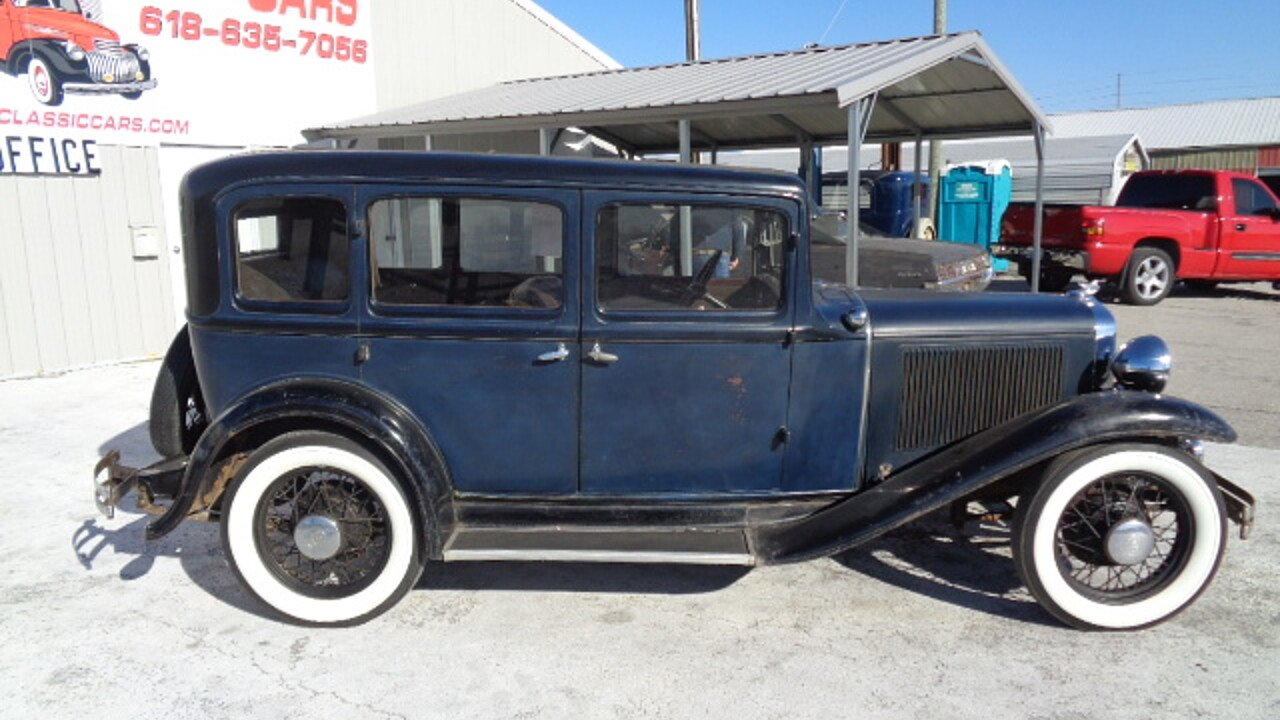 1931 Dodge Other Dodge Models for sale near Staunton, Illinois 62088 ...