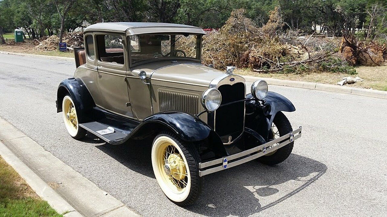 1931 Ford Model A for sale 100872545