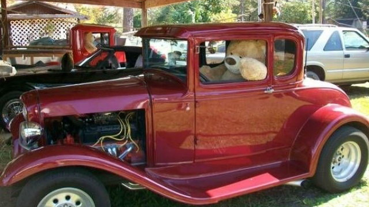 1931 Ford Model A for sale 100822712