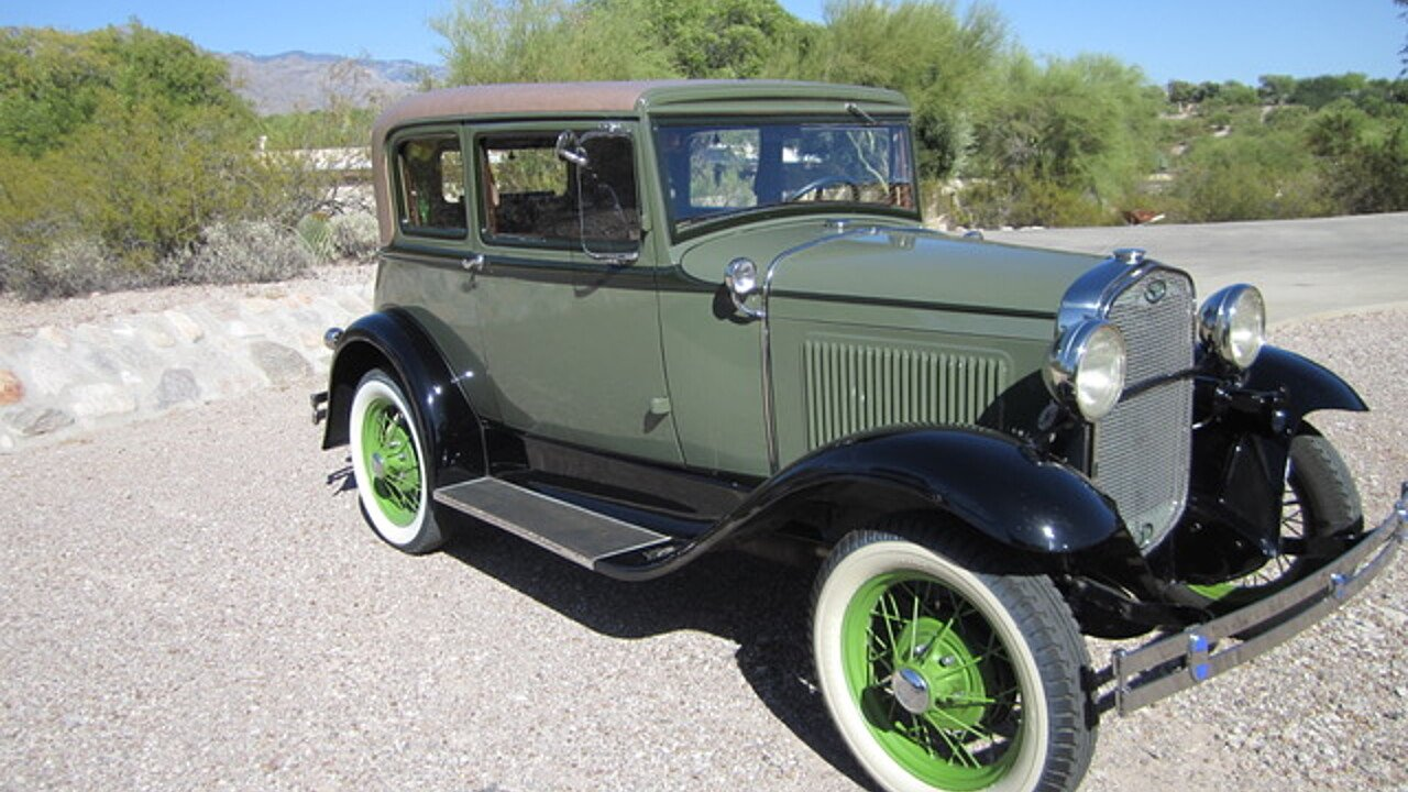 1931 Ford Model A for sale 100915582