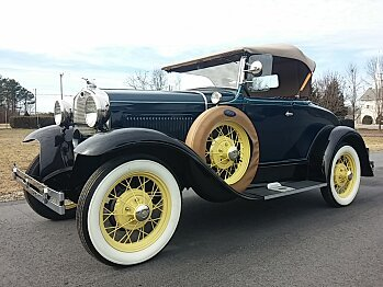 1931 Ford Model A 400 for sale 100976877