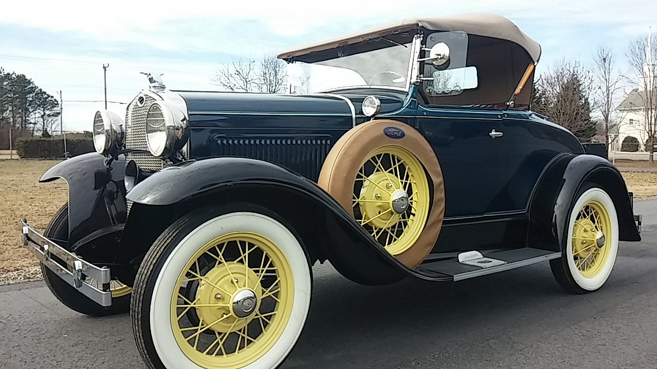1931 Ford Model A 400 for sale near Hayes, Virginia 23072 - Classics ...