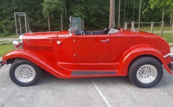 1931 Ford Model A-Replica for sale 100767684