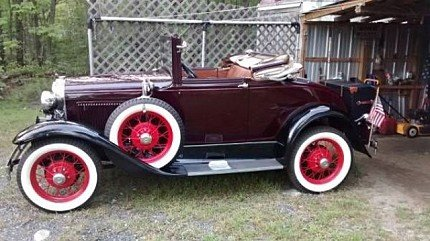 1931 Ford Model A for sale 100823083