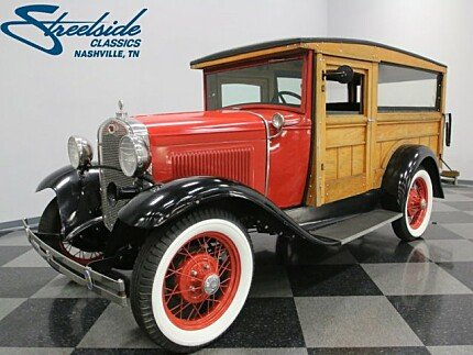 1931 Ford Model A for sale 100930548