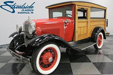 1931 Ford Model A for sale 100980927