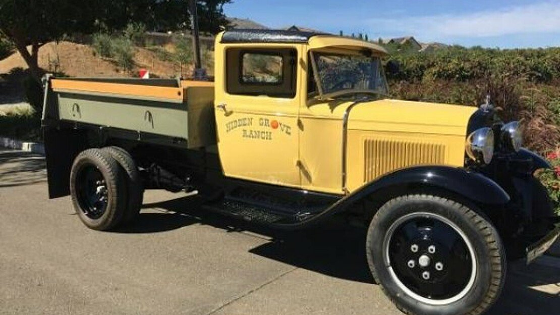 1931 Ford Model AA for sale 101050216
