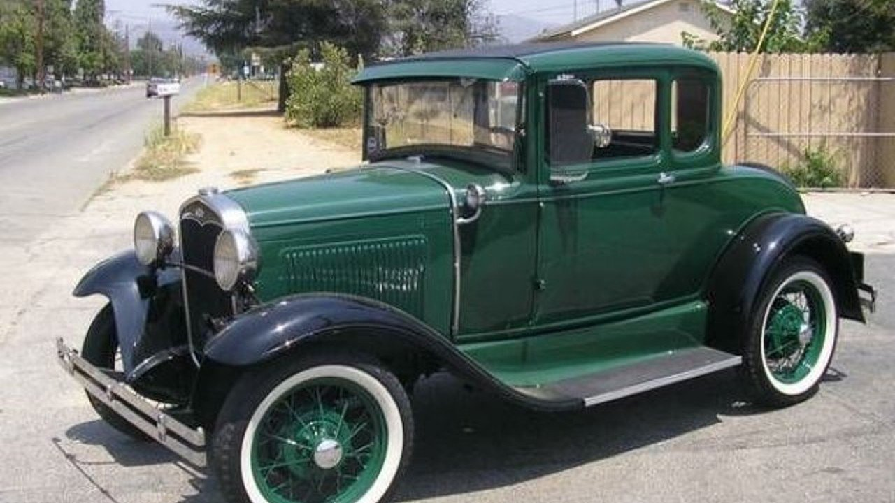 1931 Ford Other Ford Models for sale 100822976