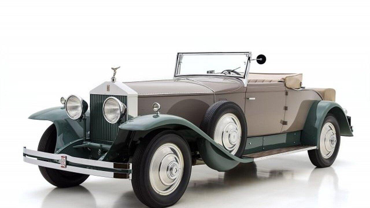 1931 Rolls-Royce Phantom for sale 101004214