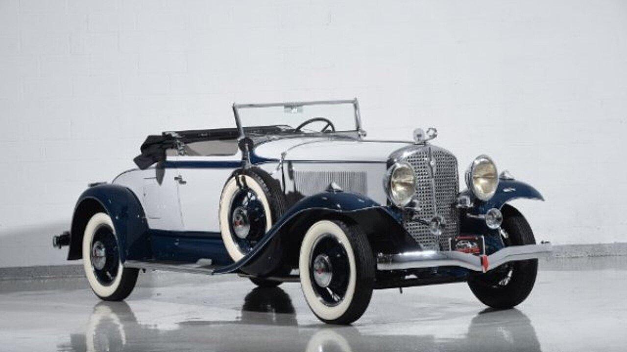 1931 Studebaker President for sale 100876961