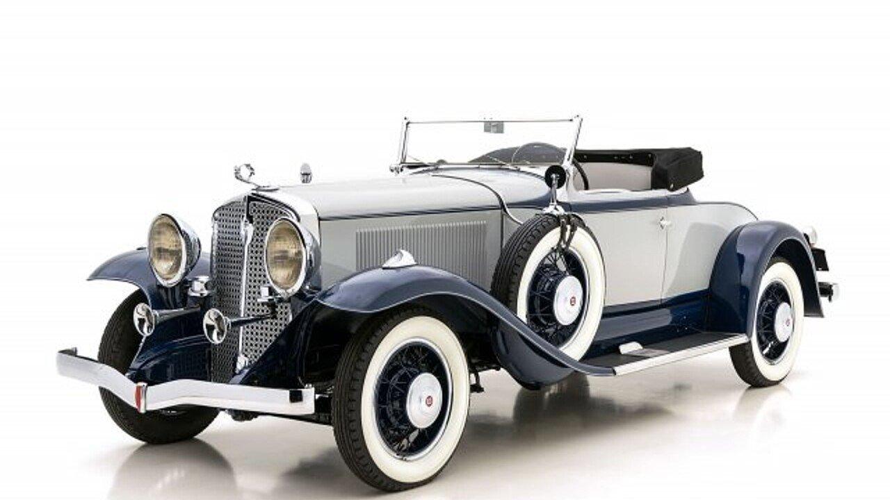 1931 Studebaker President for sale 101004193