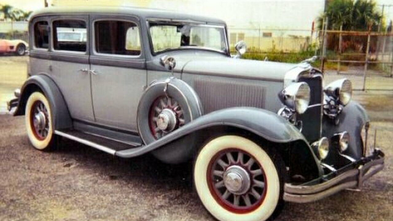 1932 Dodge Brothers Series DD for sale near Cadillac, Michigan 49601 ...